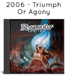 2006 - Triumph Or Agony