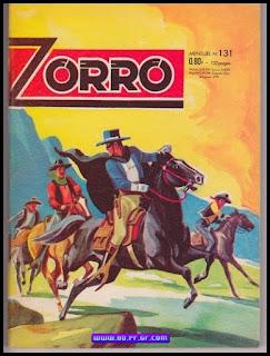 Zorro est disponible à la vente sur bd-pf-gf.com