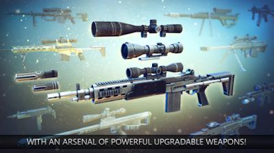 Mod Last Hope Sniper Zombie War Apk