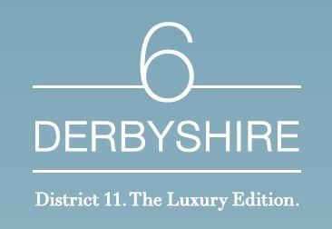 6 Derbyshire logo