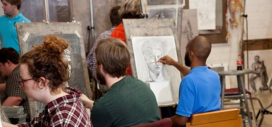 Why is City and Guild Art School Considered the Best Art School in the UK?