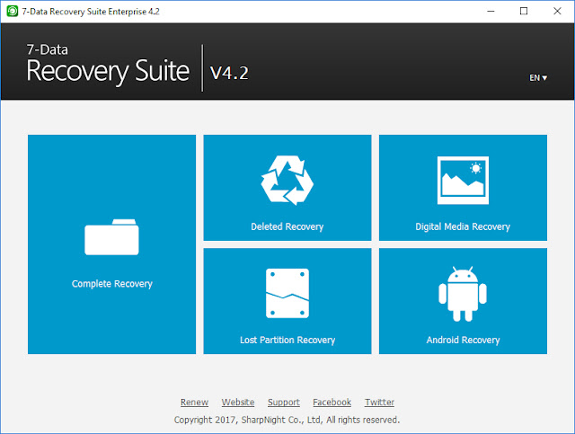 7-Data Recovery Suite 4.2 Crack Serial Key License Code Activation Registration Patch