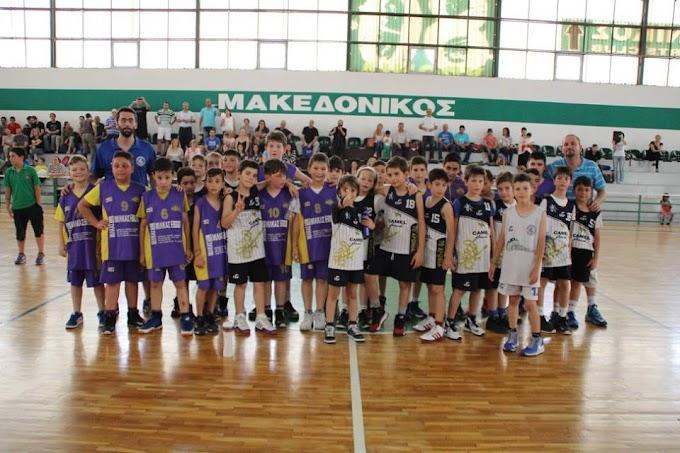 Μεγάλη επιτυχία στο τουρνουά της ακαδημίας του Μακεδονικού «Junior 2006»-Πλούσιο φωτορεπορτάζ