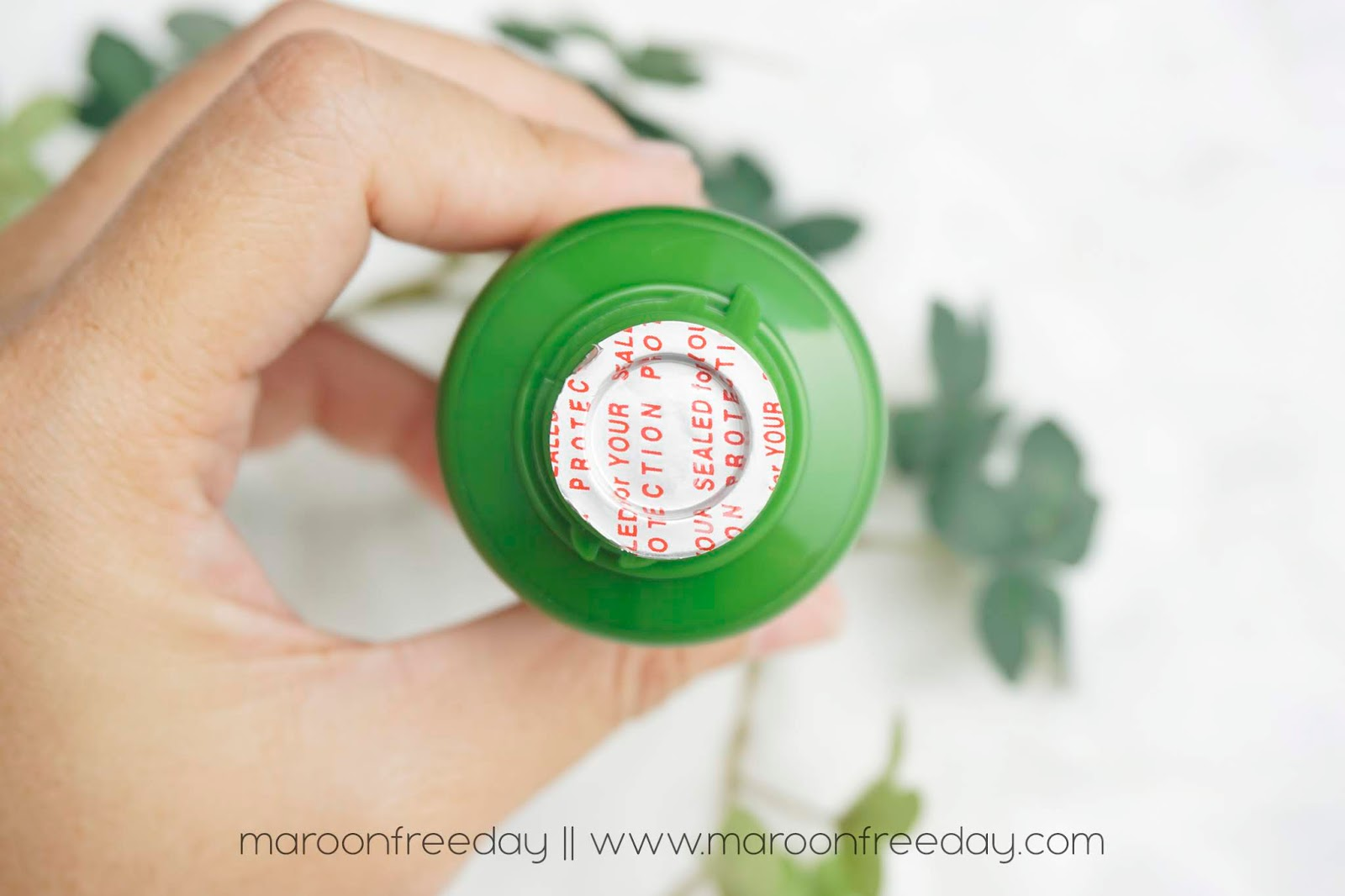 Review Naruko Purifying Clay Mask & Cleanser in 1