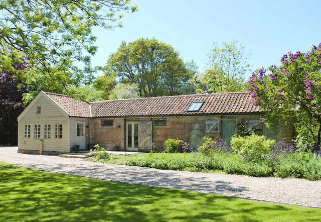 The Coach House - Photograph courtesy of cottages.com