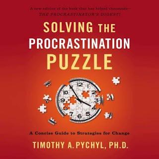 """كتاب جدير بالقراءة : """"حل لغز التسويف""""  Solving the Procrastination Puzzle"""