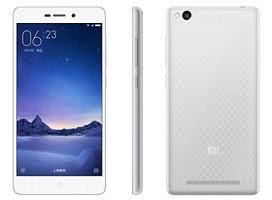 Harga Xiaomi Redmi 3 baru, Harga Xiaomi Redmi 3 second, Spesifikasi Xiaomi Redmi 3