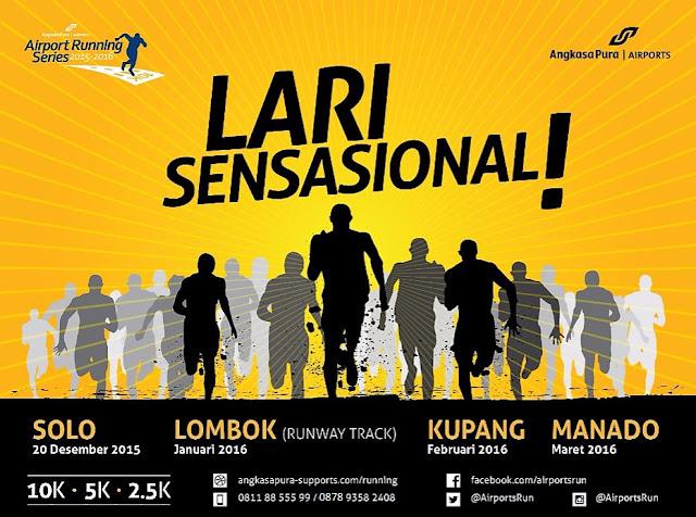 Poster Lari Sensasional 2015