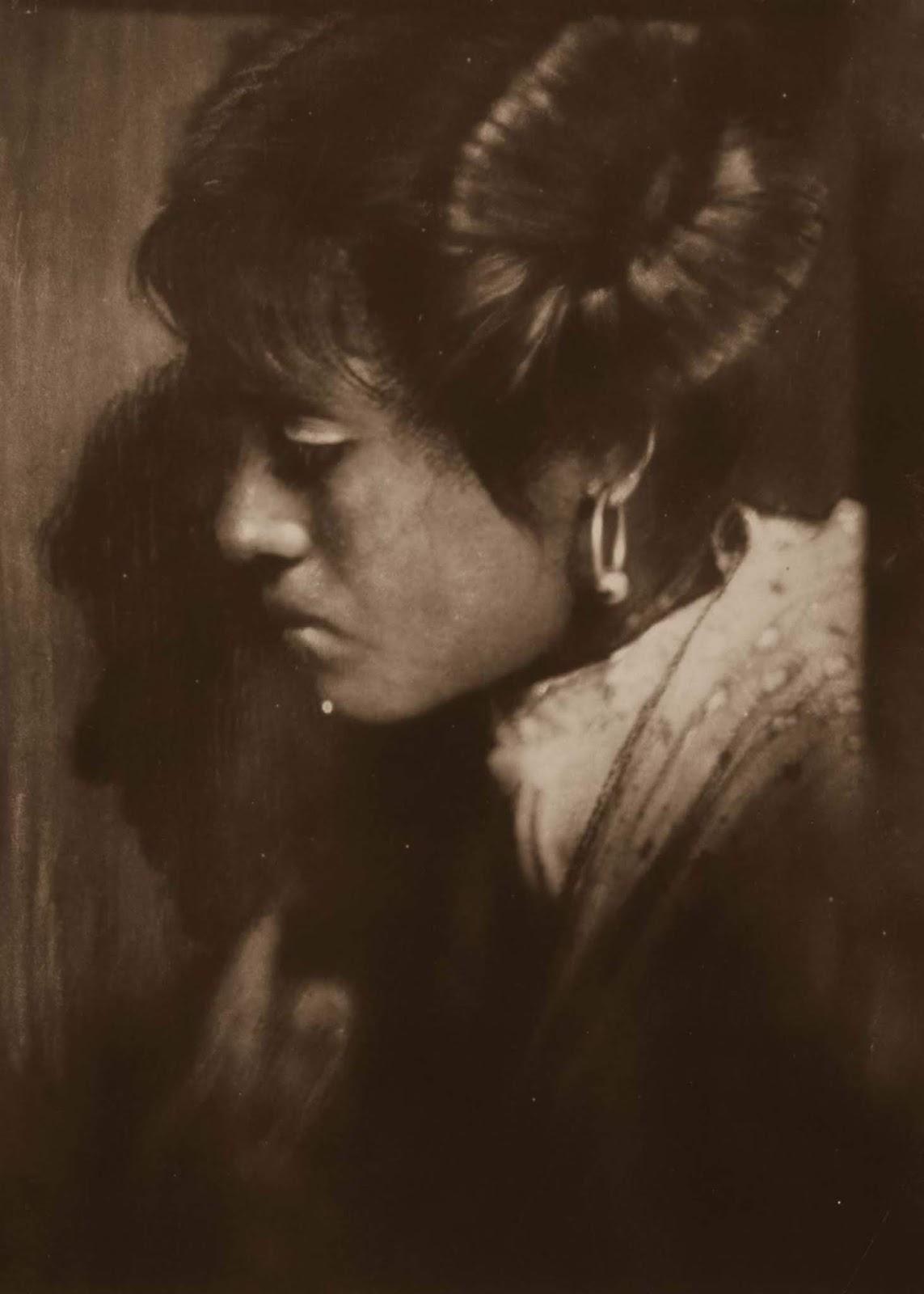 Una rara colección de fotografías de la vida de los nativos americanos a principios del siglo XX, 1904-1924
