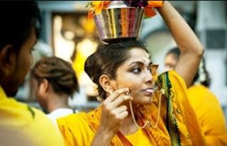 Thaipoosam Celebrations In Singapore
