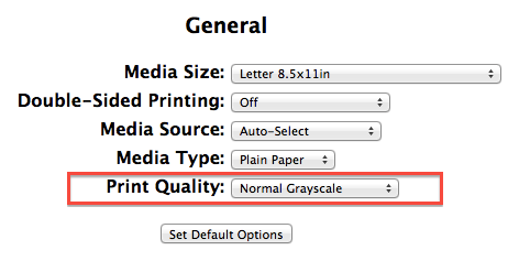 Artem Dinaburg's Blog: Solution to Printing Blank Pages