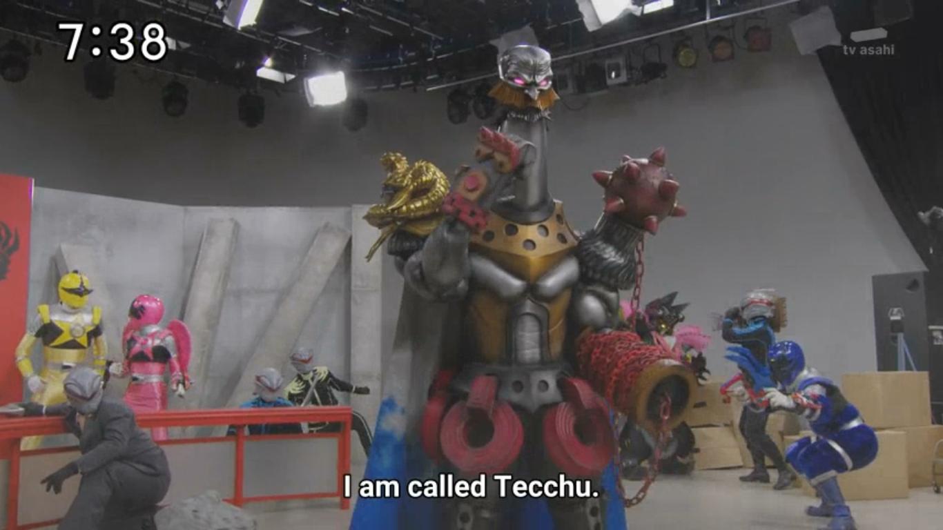 7 Thoughts on Uchuu Sentai Kyuuranger Episode 23: