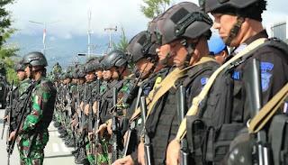 Sinergitas TNI Polri