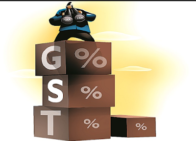 gst rate in india