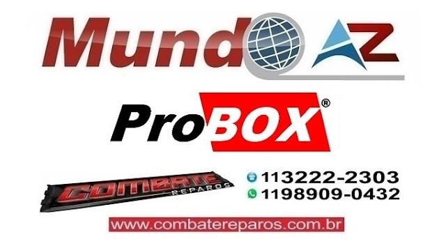 Probox Novas atualizações