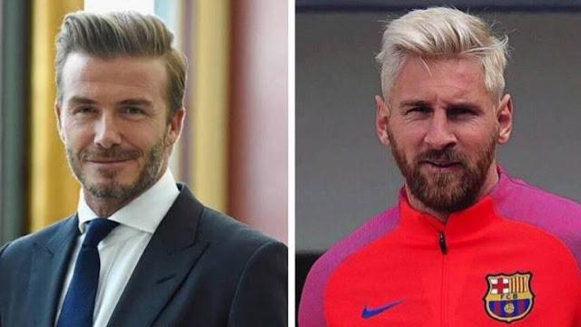 adidas lo tiene claro: Messi no es Beckham