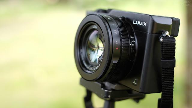 Fotografia della Panasonic Lumix LX100