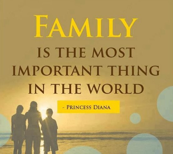 Quotes About Loving Your Family: Family Love Quotes, Love Family Quotes