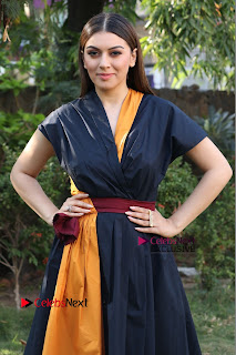 Actress Hansika Motwani Latest Pos at Bogan Movie Press Meet  0040.jpg
