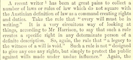 juristhoughts in 1953 he was asked to write a short survey about jurisprudence in britain his essay contains a list of leading jurisprudential