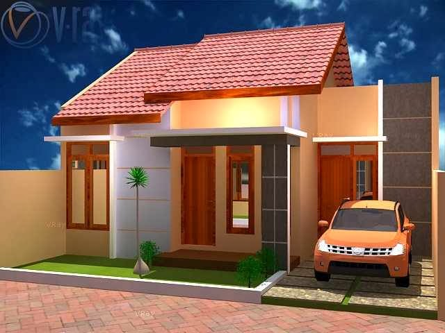 Interior Eksterior Rumah  Minimalis Rumah  Minimalis Type  70