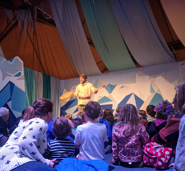 10 Reasons to Visit the Eden Project in Winter  - arctic storytelling