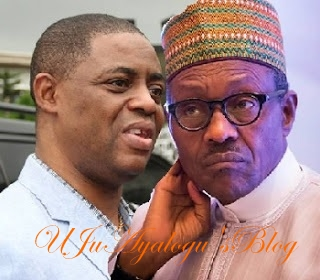 """When Your Wife Aisha, Tinubu And Father Mabaka Condemns Your Move For 2019 Election Know That Your End Is Near"" – Fani Kayode Tells Buhari"