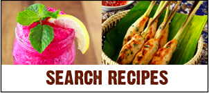 recipes with spices & herbs