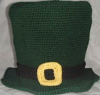 http://www.ravelry.com/patterns/library/free-pattern--st-pattys-fat-a-crochet-pattern