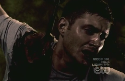 3x16 - No Rest for the Wicked dean in hell