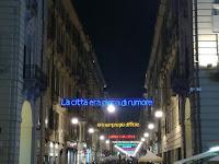 luci di Natale Torino