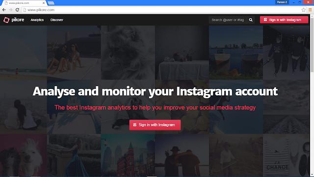 Cara Backup (Download) Semua Foto Kita yang Ada di Instagram Hermanbagus login pikore