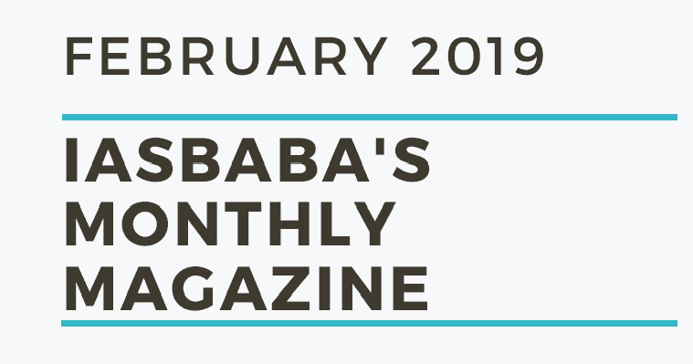 iasbaba Current Affairs February 2019