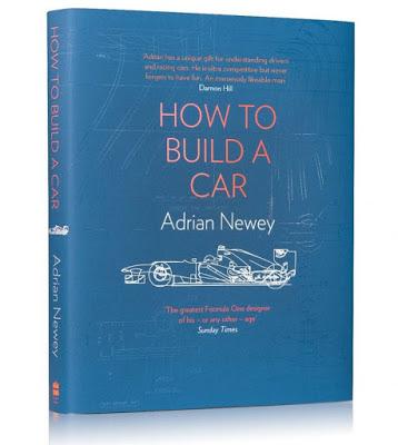 Adrian Newey's book
