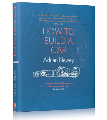 Adrian Newey's book