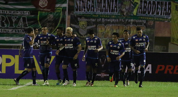 Arema FC Yakin Benamkan Semen Padang di Malang, Lihat Saja Nanti!