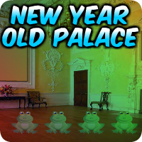 Avmgames New Year Old Palace Escape Walkthrough