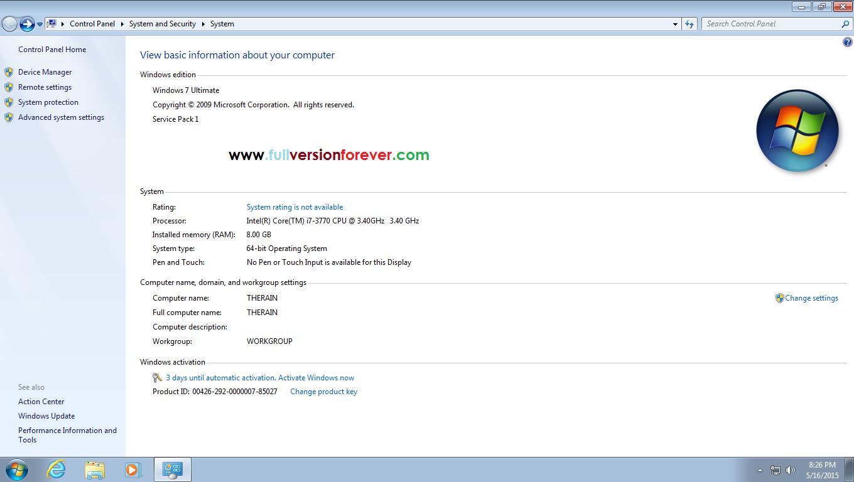 windows 7 pro 64 bit torrent