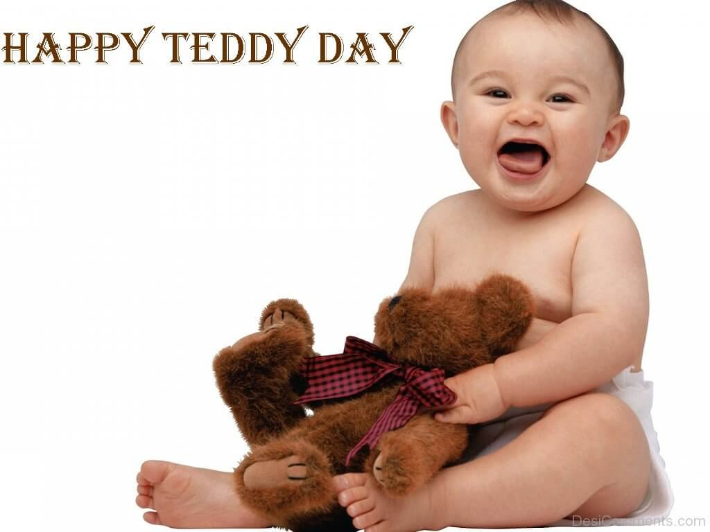 Happy Teddy Day Animated GIF Images