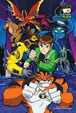 Ben 10 Supremacia Alienigena Temporada 03 Audio Latino