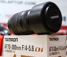 jual lensa tamron 70-300 untuk sony