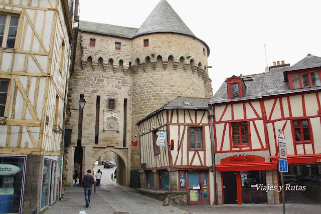 Puerta Prison de Vannes, Bretaña