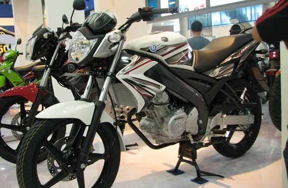 SISI LAIN OTO: Yamaha Vixion Raja Motor Sport 150 Cc