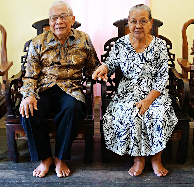 My Lovely grand pa and grand ma