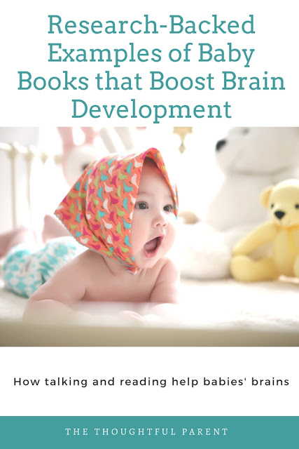 Research-Backed Examples of Baby Books that Boost Brain Development
