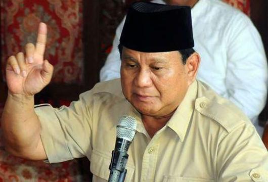 Dalam 5 Pekan, Sudah 2 Kali Prabowo Minta Maaf dalam Kasus Berbeda