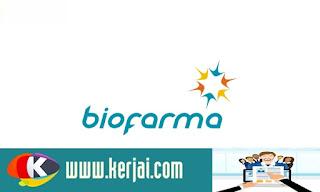 Lowongan Kerja PT Bio Farma (Persero) 2016