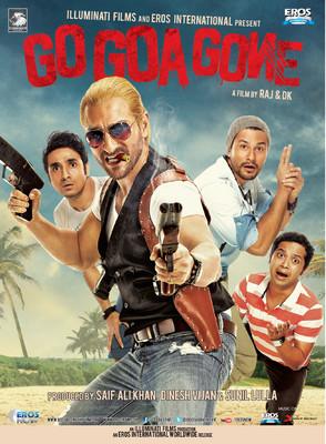 Go Goa Gone 2013 DVDRip Hindi Movie Download Watch