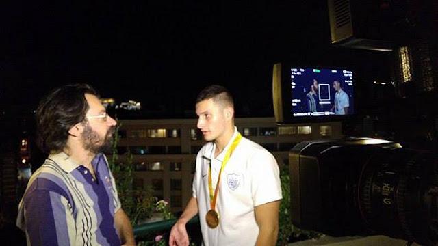 Συνέντευξη Δημοσθένη Μιχαλεντζάκη στο euronews
