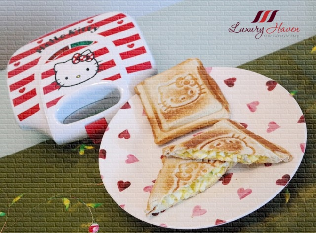 cornell hello kitty sandwich maker egg mayo recipes